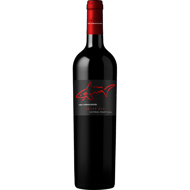 Image of Shark Red Bottle